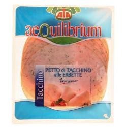 Aequilibrium tacchino erbette gr.140
