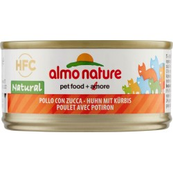 almo nature HFC Natural Pollo con Zucca 70 g