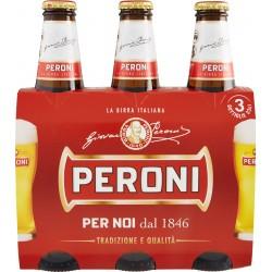 Peroni birra cluster cl.33 x 3