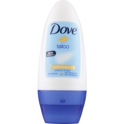 Dove deodorante roll-on talco - ml.50