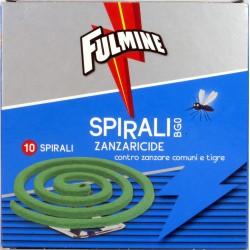 Fulmine spirali x10