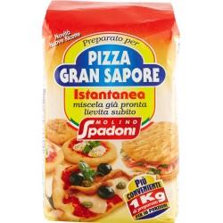Spadoni preparato per pizza gran sapore kg.1