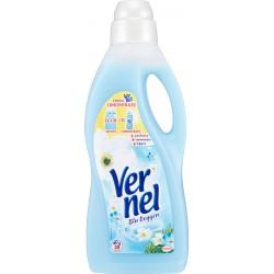 Vernel ammorbidente blu 20 lavatrice - lt.1,5
