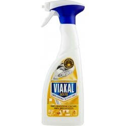 Viakal anticalcare con aceto spray - ml.500