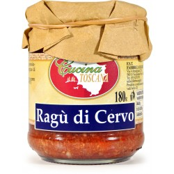 Cucina Toscana ragù di cervo gr.180
