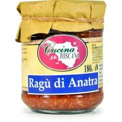 Cucina Toscana ragù di anatra gr.180