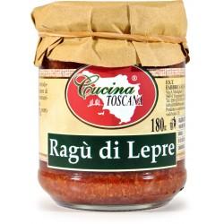 Cucina Toscana ragù di lepre gr.180