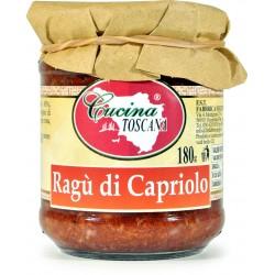 Cucina Toscana ragù di capriolo gr.180