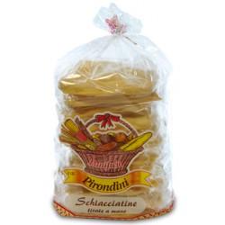 Pirondini schiacciatine - gr.350