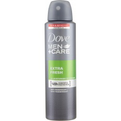 Dove deodorante spray men+care cool fresh ml150