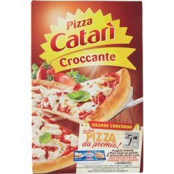 Pizza catari croccante - gr.435