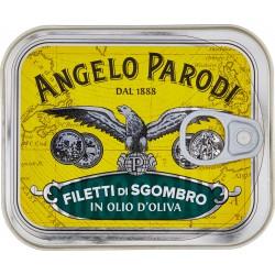 Angelo Parodi Filetti di Sgombro in Olio d'Oliva 230 gr.