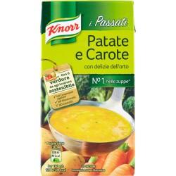Knorr i Passati Patate e Carote 500 ml.