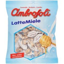 Ambrosoli caramelle latte miele - gr.150