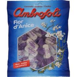 Ambrosoli caramelle fior anice - gr.150