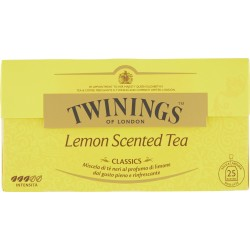 Twinings the 25 filtri lemon scented