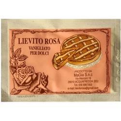Lievito rosa vanigliato - gr.160