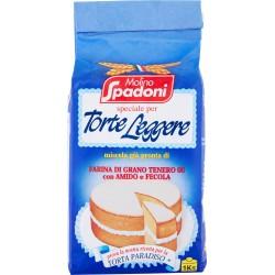 Spadoni farina torte leggere - kg.1