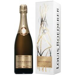 Champagne louis roederer con astuccio cl.75