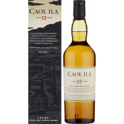 Caol Ila Islay single malt scotch whisky 70 cl.