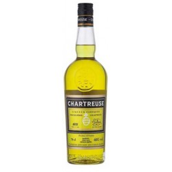 Chartreuse gialla cl.70