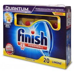 Finish quantum limone x20