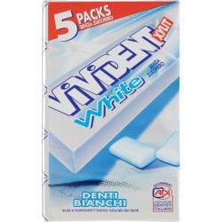 Vivident Xylit white 5 x 13,2 gr.