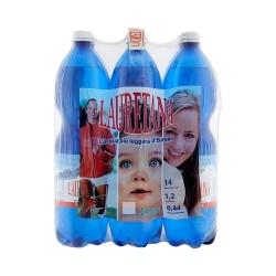 Lauretana acqua frizzante lt.1,5x6
