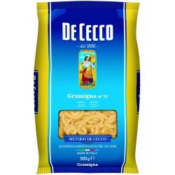 De cecco pasta gramigna n.31 - gr.500