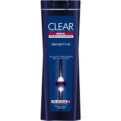 Clear shampo sensitive men - ml.250