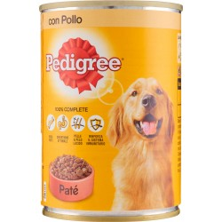 Pedigree pate pollo - gr.405