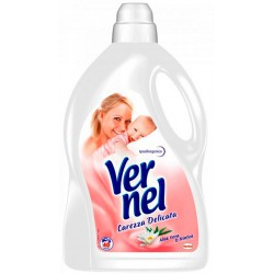 Vernel ammorbidente carezza - lt.3