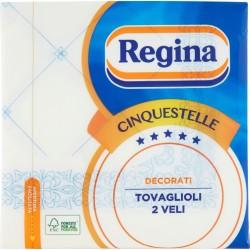 Regina tovaglioli 5 stelle pz.46