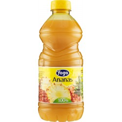 Yoga succo 100% ananas pet - lt.1
