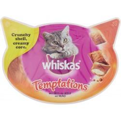 Whiskas temptations manzo - gr.60
