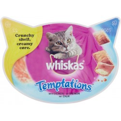 Whiskas temptation salmone - gr.60