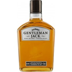 Jack daniel's gentleman whisky cl.70