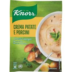 Knorr crema patate+porcini - gr.100