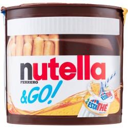 Nutella & GO + Estathè
