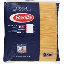 Barilla pasta spaghetti n.5 - kg. 5