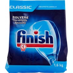 Finish polvere regular - kg.1,6