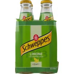 Schweppes lemon vap cl.18 cluster x4