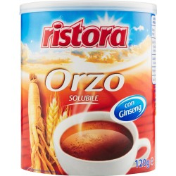 Ristora orzo ginseng lattina solubile - gr.120