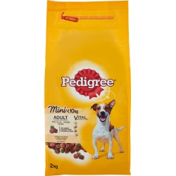 Pedigree Vital Protection Adult Mini con Pollo e Verdure 2 kg