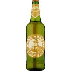 Moretti baffo oro birra cl.66