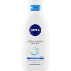 Nivea visage latte detergente idratante