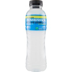 Powerade Active Lemon Zero PET 500 ML.