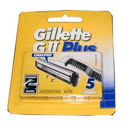 Gillette gii plus x5 ric.