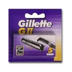 Gillette gii x 5 ric.