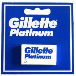 Gillette platinum x 5 ric.